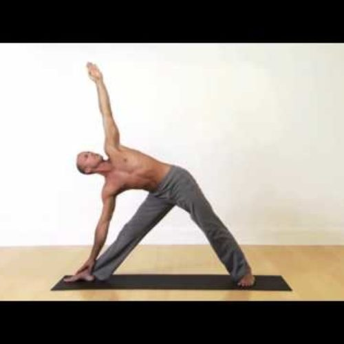 Power Yoga For Beginners Men (Challenging Be Prepared)