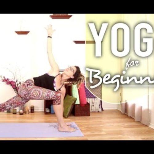 Yoga For Strength & Flexibility – Beginners Flexibility Training