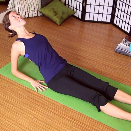 Yoga For Knee Pain – Yoga for Post Knee Surgery. Gentle & Safe Modified Poses