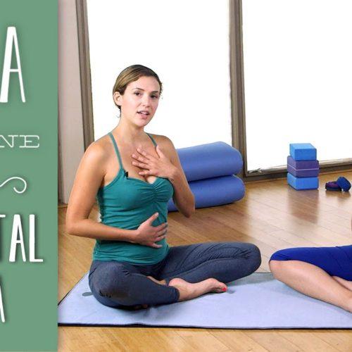 Prenatal Yoga – 5 Poses for All Trimesters