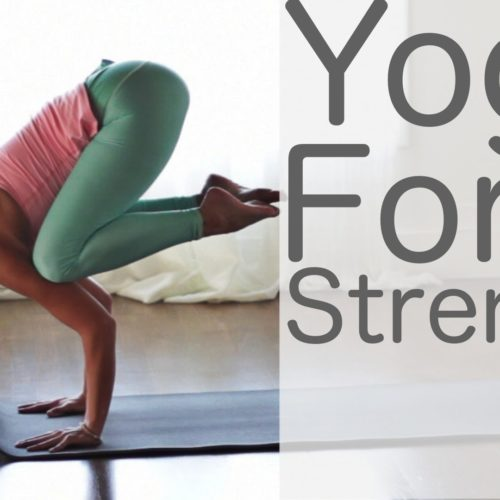 Yoga for Strength with Lesley Fightmaster and Shireen Kavianian
